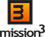 Mission3, Inc. Logo