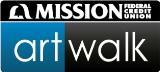 MissionFedArtWalk Logo