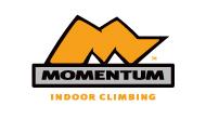 Momentum Indoor Climbing Logo