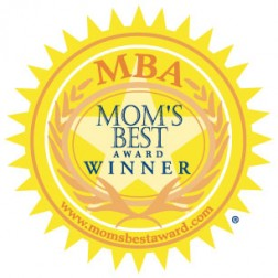 Moms Best Award Logo