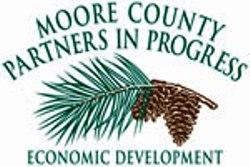 Moore County Partners in Progress Logo