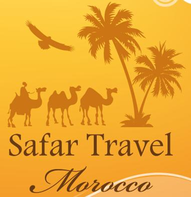 Safar Travel Morocco Logo