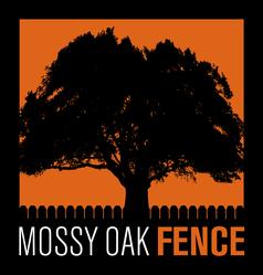 Mossy Oak Fence Logo