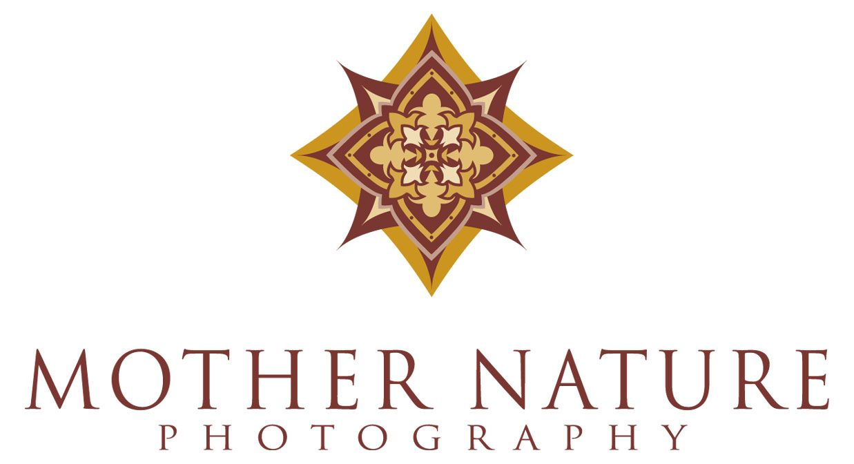 Mother Nature Photography Logo