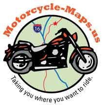 MotorcycleMaps Logo