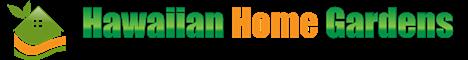 Hawaiian Home Garden Logo