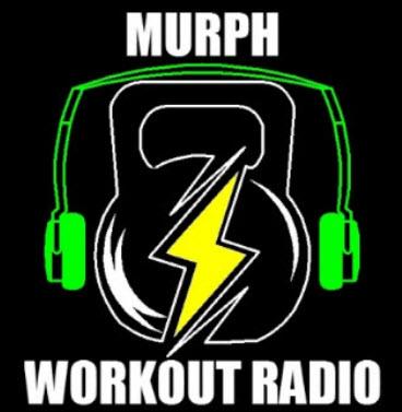 Murph Workout Radio Logo
