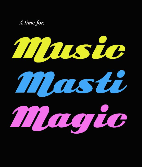 MusicMastiMagic Logo