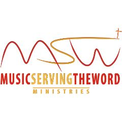 Music Serving the Word Ministries Logo