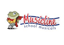 Musicline School Musicals Logo