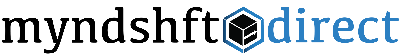 Myndshft Direcft Logo