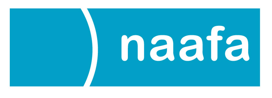This is the logo for the National Association to Advance Fat Acceptance (NAAFA), we'll be analyzing it as part of the Pandora's Box we're about to open below.