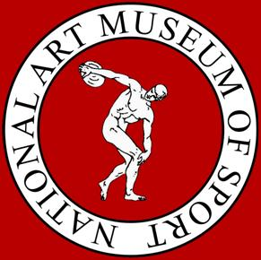 National Art Museum of Sport (NAMOS) Logo