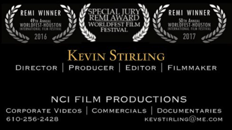 NCIFilmProductions Logo