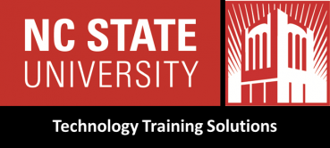 NC State University Technology Training Solutions Logo