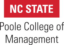 NC State Poole College of Management Logo
