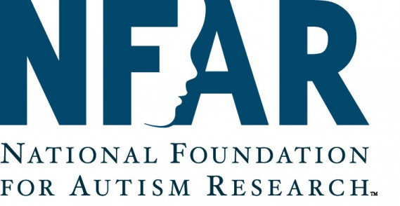 National Foundation for Autism Research (NFAR) Logo