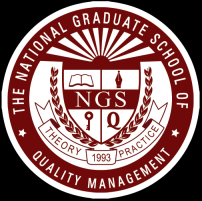 The National Graduate School of Quality Management Logo