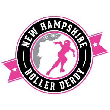 New Hampshire Roller Derby Logo
