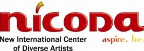 NICODA New International Center of Diverse Artists Logo