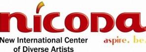 NICODA New International Center of Diverse Artists Logo