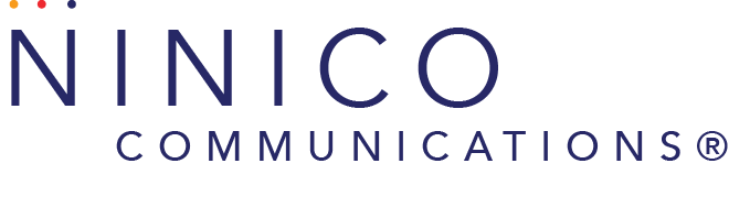 NINICO Communications® Logo