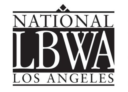National Latina Business Women Association-LA Logo