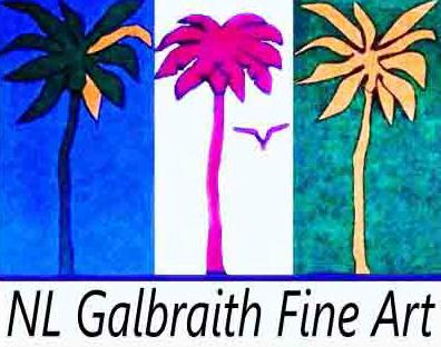 NL Galbraith Fine Art Logo
