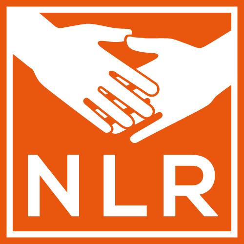 NLR - until No Leprosy Remains Logo