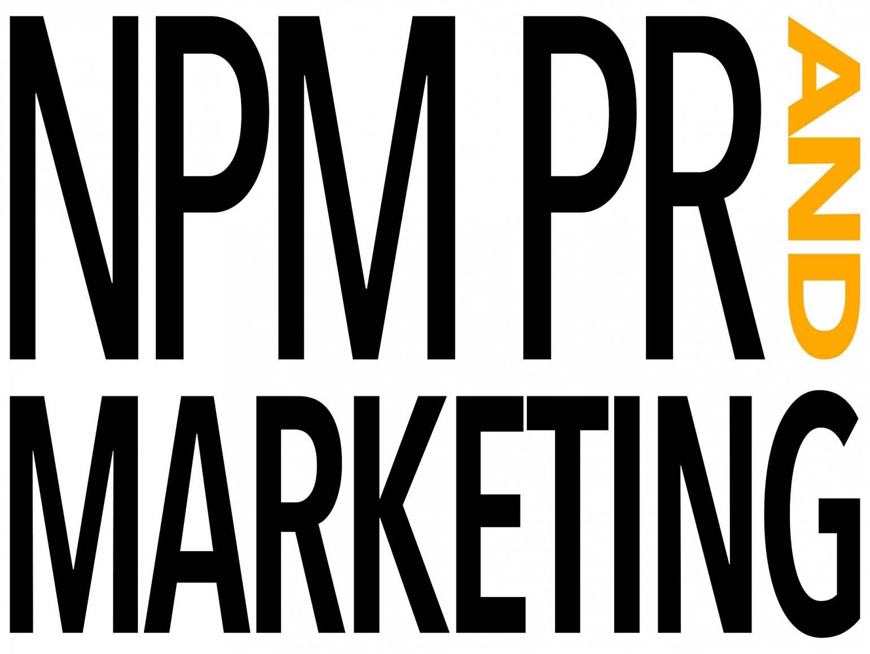 NP!M PR and Marketing Logo