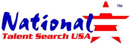 National Talent Search USA Logo