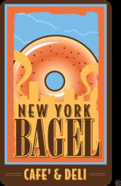 NY Bagel Cafe & Deli Logo