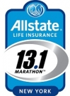 New York 13.1 Marathon® Logo