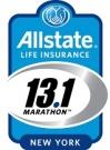 New York 13.1 Marathon® Logo