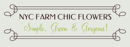 NYCFarmChicFlowers Logo