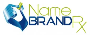 NameBrandRx Logo