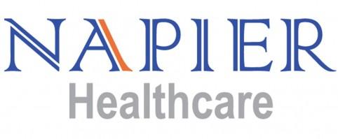 Napier Healthcare Solution Logo