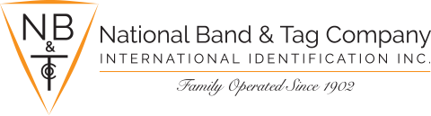 National Band & Tag Company Logo