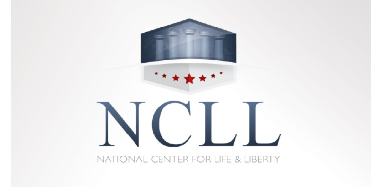 National Center for Life and Liberty Logo