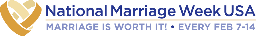 National Marriage Week USA Logo