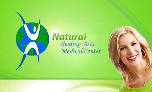 Natural Healing Arts Medical Logo