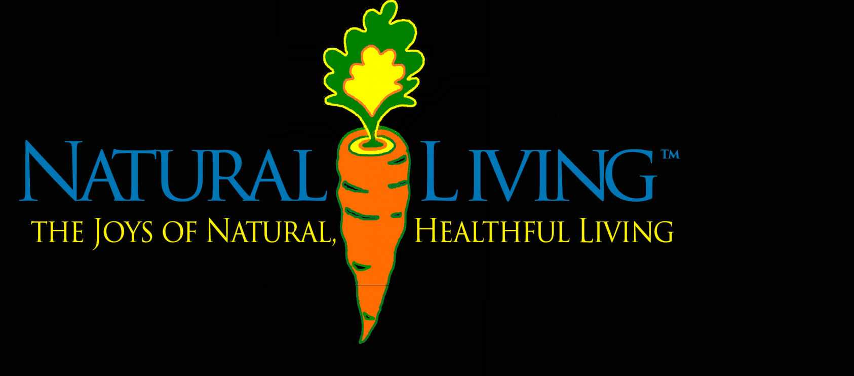 Natural Living Magazine Logo