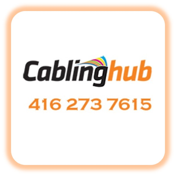 CablingHub Canada - Data Network Cabling Company Logo