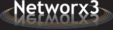 Networx3 Blown Fibre Optic Installers Logo