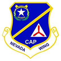 Nevada Wing Civil Air Patrol Logo