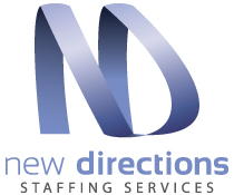 New Directions, Staffing Services Logo