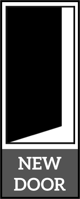 NewDoorBooks Logo