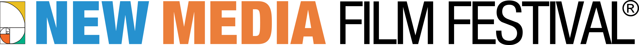 New Media Film Festival Logo