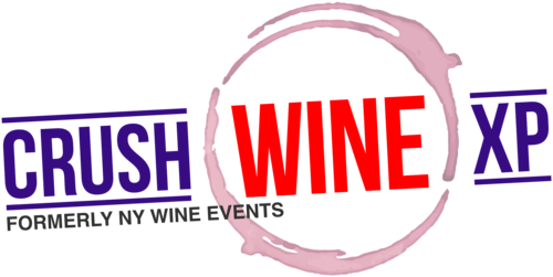 Crush Wine Experiences (formerly New York Wine Events) Logo