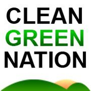Clean Green Nation Logo